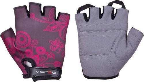 VERSO Rękawiczki rowerowe Verso SB-01-8545-A różowe L