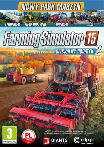 Farming Simulator 2015 Dodatek 2