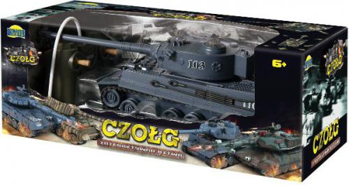 Dromader Czołg Tiger z pakietem