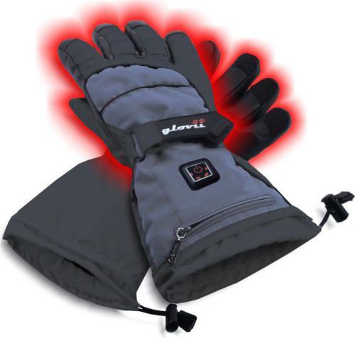 Glovii Glovii Ogrzewane rękawiczki narciarskie, rozmiar: XL (GS4XL)