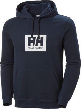 Helly Hansen Bluza męska Box Hoodie Navy r. L (53289-598)