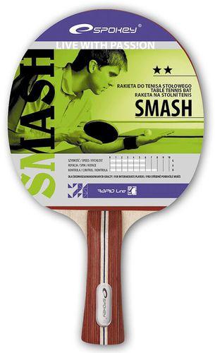 Spokey Rakietka do tenisa stołowego Smash FL Spokey  roz. uniw (81913)