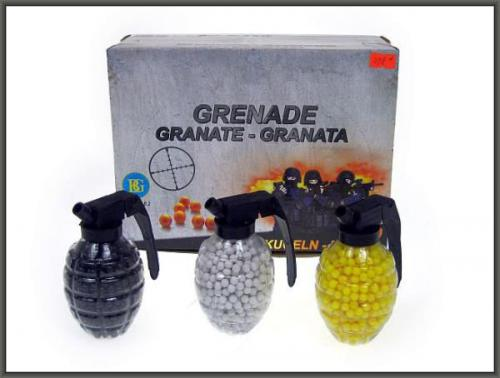 Hipo Kulki granat 800szt - HEL03