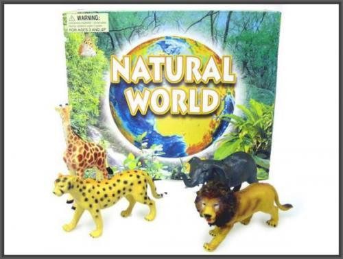 Hipo Zwierzęta dzikie z dźwiękiem HWC015