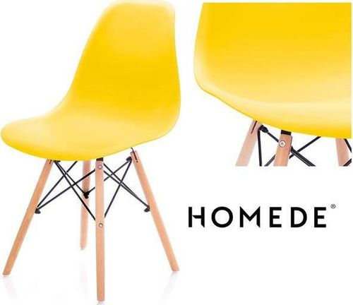 Homede CHAIR/HOM/MARGOT/YELLOW
