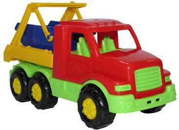 Polesie Maxik samochód komunalny w siatce - 35189