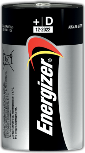 Energizer Alkaline Power D LR20 1.5V 2szt.