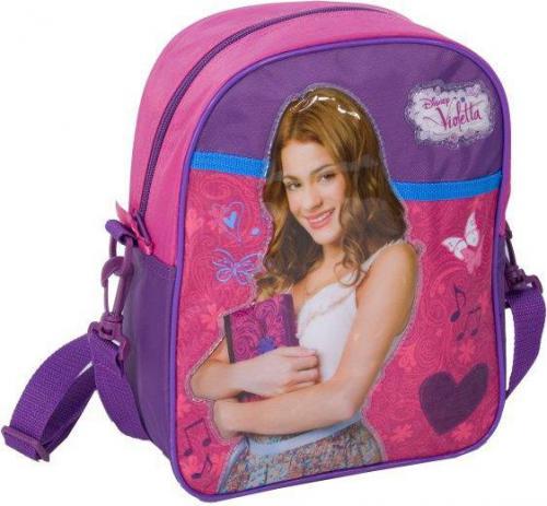 PASO Plecak dziecięcy  Violetta różowy (DVE-3033)
