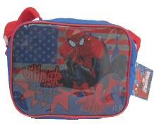 Beniamin Torebka na ramię Spider Man granatowo-czerwona