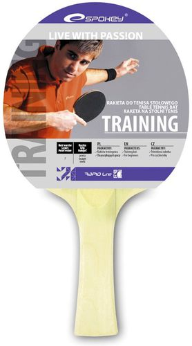 Spokey Rakietka do tenisa stołowego Training Spokey  roz. uniw (81918)