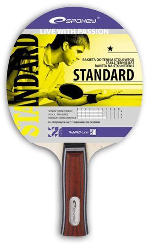 Spokey Rakietka do tenisa stołowego Standard AN Spokey  roz. uniw (81896)