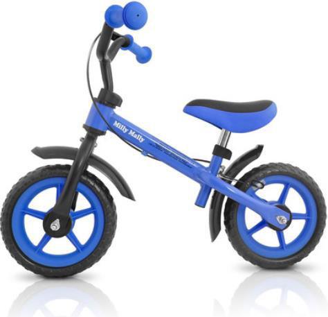 Milly Mally Rowerek biegowy Dragon z hamulcem blue - Milly DragHaBlue