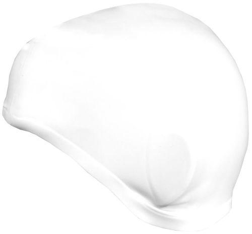 Spokey Czepek silikonowy Earcap Spokey biały roz. uniw (837425)
