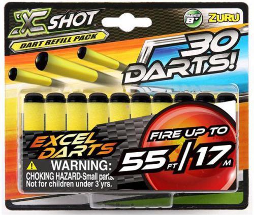 Formatex X-Shot Strzałki 30szt. - XSH3618
