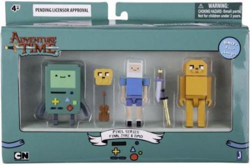Schleich Adventure Time -zestaw 3,  7cm figurek+akcesoria  - ADV 14609
