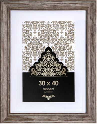 Ramka Nielsen Design Accent Vintage 30x40 Brązowa (3231002)
