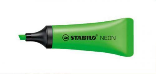 Corex Zakreślacz STABILO NEON zielony - 72/33 COREX