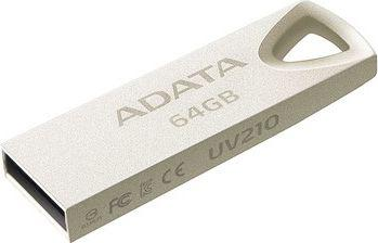 Pendrive ADATA DashDrive UV210 64GB (AUV210-64G-RGD)
