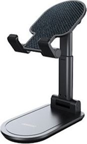 Stojak Remax Remax biurkowy teleskopowy stojak składana podstawka na telefon tablet czarny (RL-CH13 black)