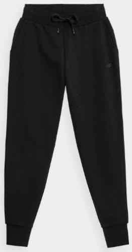 4f Spodnie damskie NOSH4-SPDD350 GŁĘBOKA CZERŃ r. L