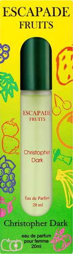 Christopher Dark Escapade Fruits  EDP 20ml