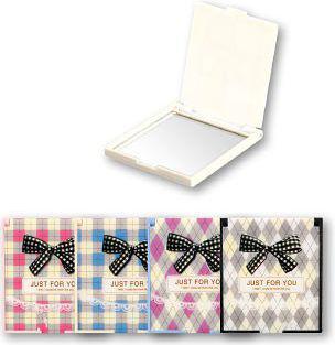 Lusterko kosmetyczne TOP CHOICE Beauty Collection kieszonkowe kwadrat (85512)