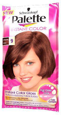 Palette Instant Color Szamponetka koloryzująca Mahoń nr 9 25 ml