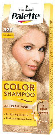 Palette Palette Color Shampoo Szampon koloryzujący  nr 320 Rozjaśniacz  1op. - 68160658