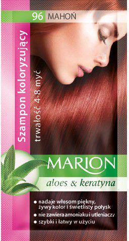 Marion Szampon koloryzujący 4-8 myć nr 96 mahoń 40 ml