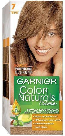 Garnier Color Naturals Krem koloryzujący nr 7 Blond