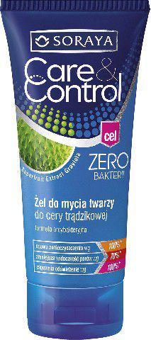 Soraya Care & Control Żel do mycia cery trądzikowej  150ml