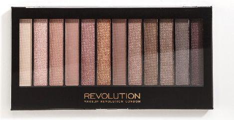 Makeup Revolution Redemption Palette 12 Zestaw cieni do powiek Iconic 3 (12 kolorów) 14g