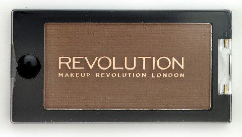 Makeup Revolution Eyeshadow 1 Cień pojedynczy Mocha Love  3.3g