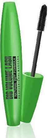Eveline Big Volume Lash Natural BIO Formuła 9 ml