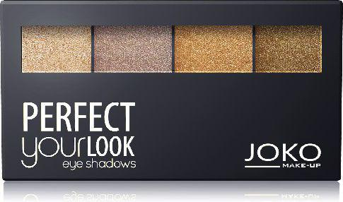 Joko Cienie quattro Perfect Your Look nr 402 perłowe 7g
