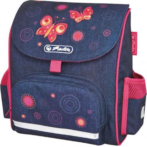 Herlitz Tornister Mini Softbag Butterfly (11438454)