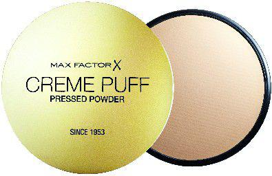 MAX FACTOR Puder CREME PUFF nr 50 natural 21g