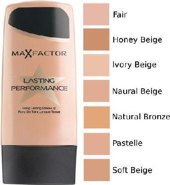 MAX FACTOR Podkład LASTING PERFORMANCE nr 101 Ivory Beige  35ml