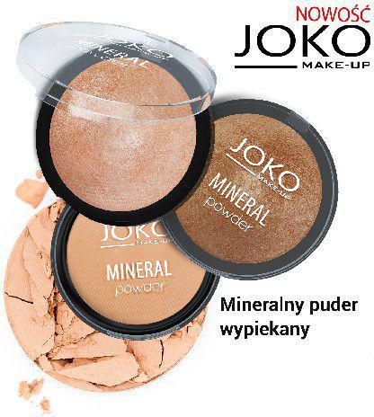 Joko Puder Spiekany Mineral 01 Transparent 7,5g