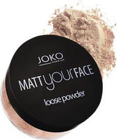 Joko Puder Sypki Matt Your Face nr 21  11g