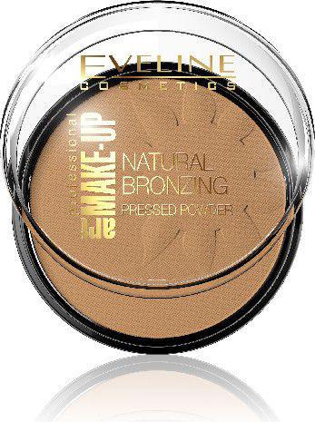 Eveline Art Professional Make-up Puder brązujący nr 51 Mat 14 g