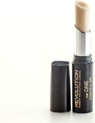 Makeup Revolution The One Concealer Korektor w sztyfcie Dark  3.2g