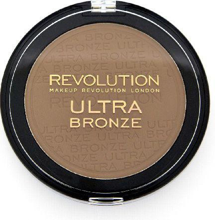 Makeup Revolution Ultra Bronze Puder brązujący  15g