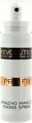 Makeup Revolution Pro Fix Make Up Fixing Spray Utrwalacz do makijażu  100ml