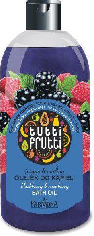 Farmona Tutti Frutti Olejek do kąpieli Jeżyna & Malina 500ml