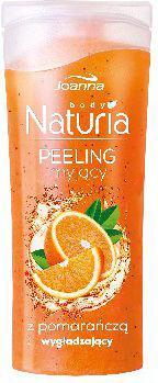 Joanna Naturia Body mini Peeling myjący pomarańcza 100g