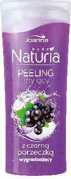 Joanna Naturia Body mini Peeling myjący Czarna porzeczka 100g