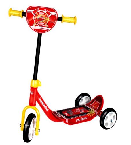 Artyk Hulajnoga Straż 3-kołowa - X-FT-SP0002