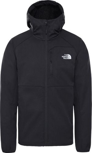 The North Face Kurtka The North Face QUEST HOODED SOFTSHELL T93YFPKX7 S