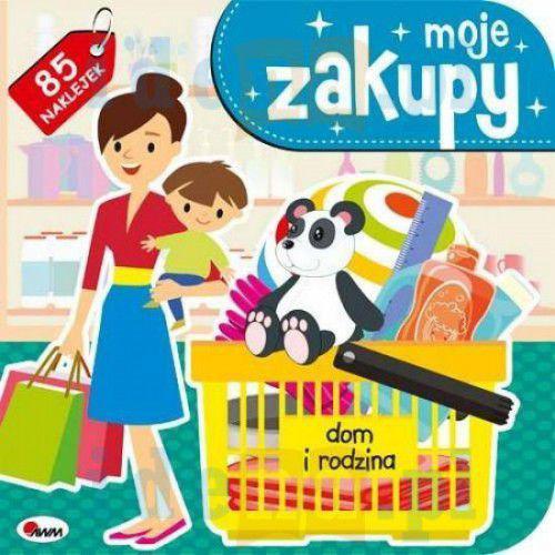 Morex Moje zakupy dom i rodzina - 9788380360679
